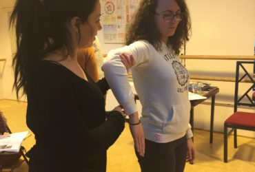 "FORMATION KINÉSIOLOGIE ""TOUCH FOR HEALTH"" 28-29 SEPT 2019 – ANGERS"